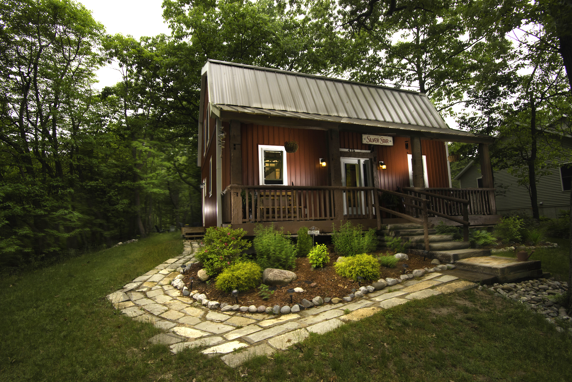 Silver Star Cottage Exterior