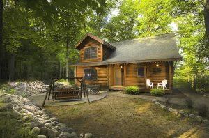 Pentwater Michigan Vacation Rental Cabin