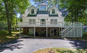 Ridge Road Cottage Exterior